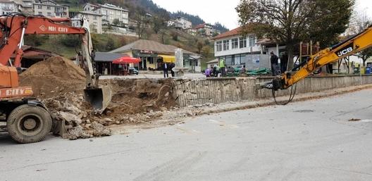 Започна ремонтът на центъра в Чепинци
