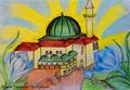 Главно мюфтийство награди за изкуство две девойки от общината