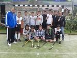 Чепинските хокеисти станаха трети на турнира в Баните