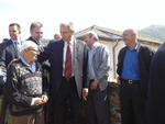 Кандидат-депутатите на ДПС в Смолянско уважиха курбана в Елховец