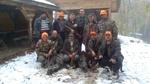 Първи ловни трофеи за Чепинската дружина