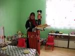 Малчуганите от детската градина в Рибница посрещнаха Баба Марта