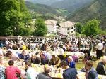 Около 750 човека посетиха курбана в село Оглед