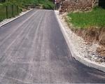 Започна асфалтирането на пътя към Мочура