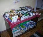Читалището в Пловдивци се сдоби със 70 нови книги