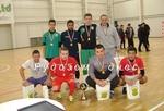 Турнирът по футбол в Спортната зала бе спечелен от смолянски отбор