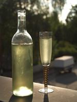 Иззеха 120 литра наливен алкохол без бандерол и тютюн от къща в Елховец
