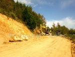Ремонтът  на пътя за Мочура започна, стартираха и продажбите на къщи