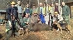 Ловец от Чепинци гръмна 170-килограмов глиган