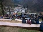 Днес жителите на селата Оглед и Грамаде дадоха курбан за здраве