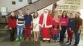 Дядо Коледа, Снежанка и джуджета радват ученици в Чепинци