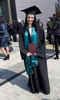Ася Кехайова е поредната наша студентка с отлична диплома за висше образование