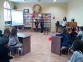"""Седмица на детската книга в НЧ """"Христо Ботев – 2000"""" – гр. Рудозем"""