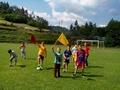 Спортни и творчески дейности с децата от рудоземската лятна занималня (ГАЛЕРИЯ)