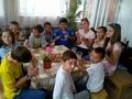 Увлекателните занимания в летните детски занимални не спират