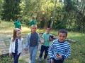 Малчуганите от ДЦДУ на излет край Полковник Серафимово