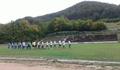 Повече от 300 футболни запалянковци са присъствали на днешния мач в Рудозем
