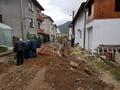 """Започнаха подготвителните дейности за ремонта на чепинската улица """"Акация"""""""