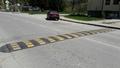 Тече монтаж на скоростоограничители по основни пътни артерии в общината