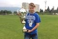 Футболистка от Рудозем стана шампион на България с отбора на НСА
