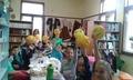 Малчугани от Дневния център за деца с увреждания гостуваха в чепинската библиотека