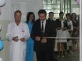Две обновени отделения откриха в маданската болница