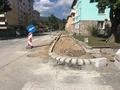 С пълна сила текат дейностите по подмяна на тротоари в Рудозем