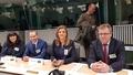 Градоначалникът Румен Пехливанов бе на европейска конференция в Брюксел
