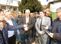 Държавните институции и община Смолян не са пропуснали нито един час, нито един ден, откакто е настъпила кризисната ситуация със свлачището край Тикале
