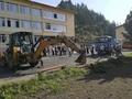 Стартираха строителните работи в рудоземските училища