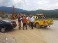 Напредват строителните дейности на пътя от с.Димарио към българо-гръцката граница