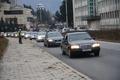Стотици автомобили на протест срещу цените на горивата в Смолян