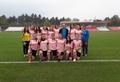 Трето място за рудоземските футболистки от неделния кръг на женската лига