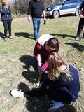 Ученици от Рудозем садиха фиданки за Седмицата на гората