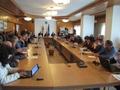 Заместник-областният управител Андриян Петров откри информационна среща на земеделците от област Смолян със заместник-министър д-р Янко Иванов
