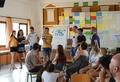Представители на Млади изследователи за младежко развитие участват в международно обучение в Гърция