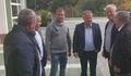 Юлиян Инджов, Владимир Уручев и Николай Мелемов бяха на посещение в Рудозем
