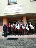 Ученици и учители от рудоземската гимназия бяха на посещение в Банкя