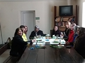 На празника: Съветниците от МК  БЗНС ( БСП за България) уважиха жените от с. Витина