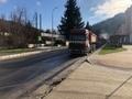 Асфалтират главната улица в Рудозем