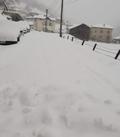 Жители на Сопота се оплакаха от снегопочистването в селото