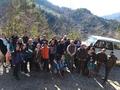 """Близо 1200 фиданки бяха засадени при днешната акция за залесяване на """"Младежи за устойчиво развитие"""""""