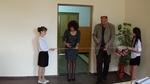 Новият кабинет по химия в СОУ-Рудозем - един от най-модерните в областта