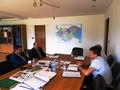 Областният управител обсъди с ръководствата на ЮЦДП и РДГ предприетите мерки за подобряване състоянието на горите