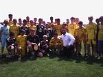 """Детският отбор на """"Палас"""" - изненадата на международния турнир в старата столица"""