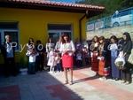 Избрани кадри от откриването на детската градина във Войкова лъка