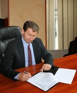 Молайсенов подписа договор на проекта и за Местна инициативна група