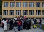 """С тържество днес бе открита новата учебна година в ОУ """"Христо Ботев"""" - село Елховец"""