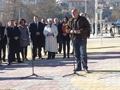 Бойко Борисов откри новоизградената пътна комуникация в Смолян