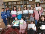С редица атрактивни мероприятия чепинското читалище отбеляза седмицата на детската книга